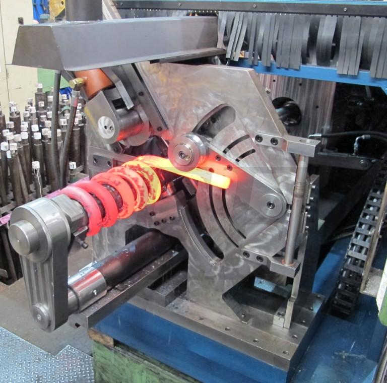 Производство пружин в Красноярске